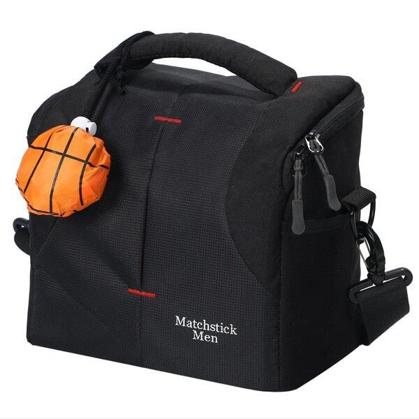 バスケットボール柄のオリジナルエコバッグ バスケが好きで何が悪い【画像3】