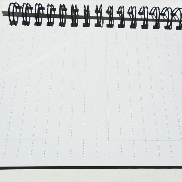 バレーボールの手帳型作戦ノート【画像5】
