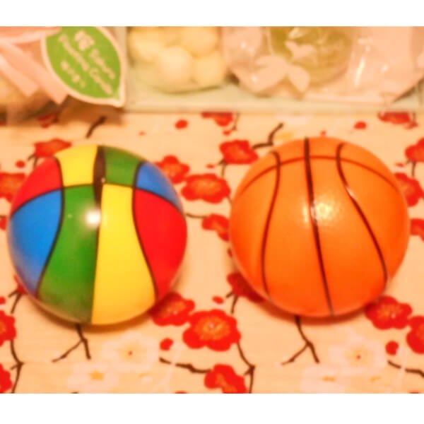 光沢のあるPUバスケットボール 1個【画像2】