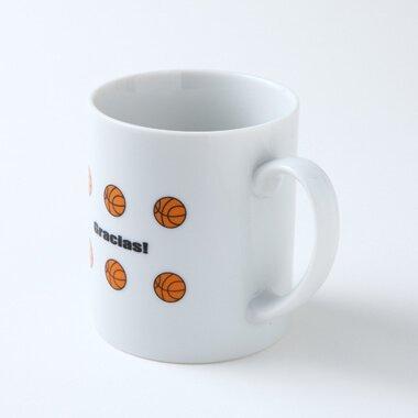 セットがお得! バスケットボール柄のオリジナルマグカップ  単価680円〜【画像3】