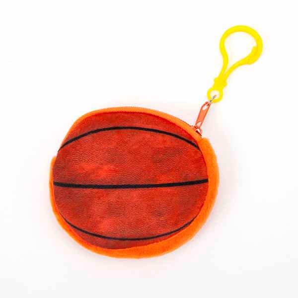 セットでお得 オリジナル小物入れ フック付きバスケットボール 単価328円〜【画像2】
