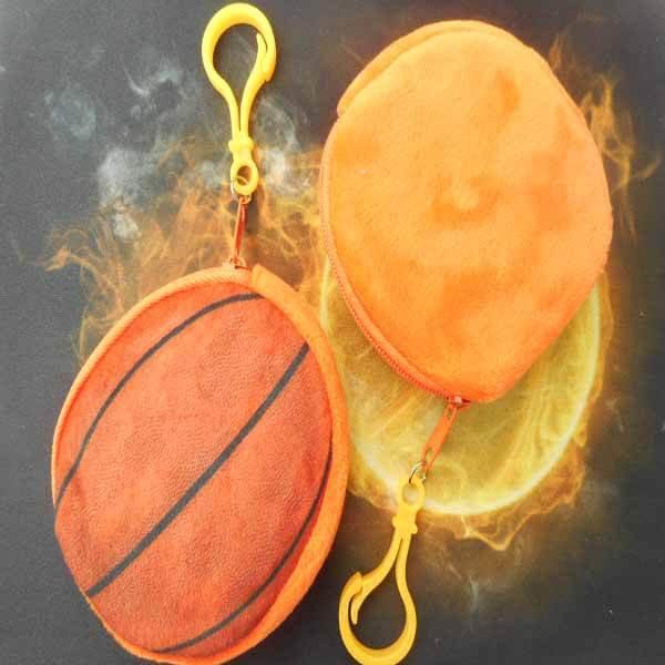 セットでお得 オリジナル小物入れ フック付きバスケットボール 単価328円〜【画像5】