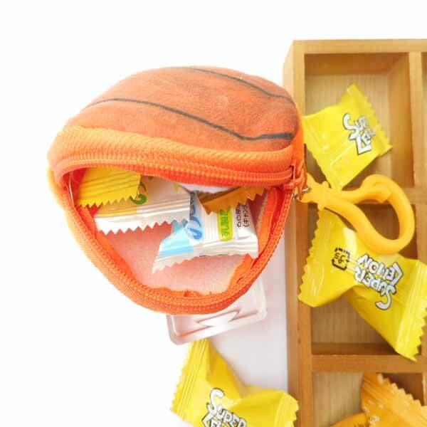 セットでお得 オリジナル小物入れ フック付きバスケットボール 単価328円〜【画像6】