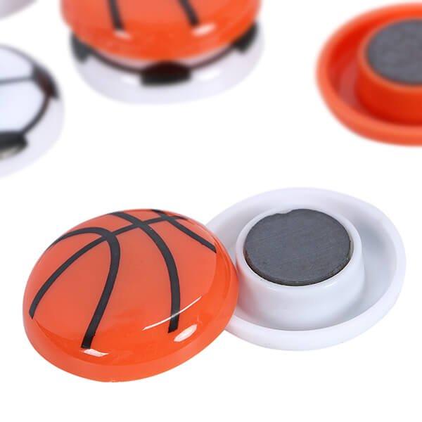 セットでお得! サッカーボール型 プラスチックマグネット(丸型) 単価60円〜【画像4】