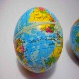 やわらかボール 可愛い地球儀 1個