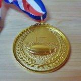 金メダル ラグビー柄
