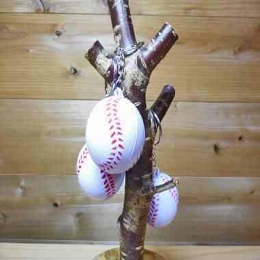 セットがお得! やわらかキーホルダー 野球ボール(大) 単価76円〜【画像4】