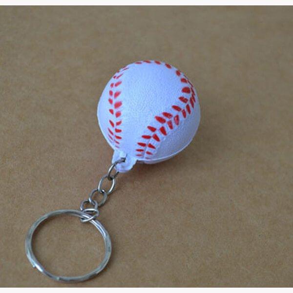 セットがお得! やわらかキーホルダー 野球ボール(大) 単価76円〜【画像5】