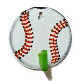 野球ボール型の壁掛けフック