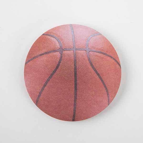 セットがお得! バスケットボール型 カラー付箋メモ帳2 たっぷり 約100枚 単価298円〜【画像4】