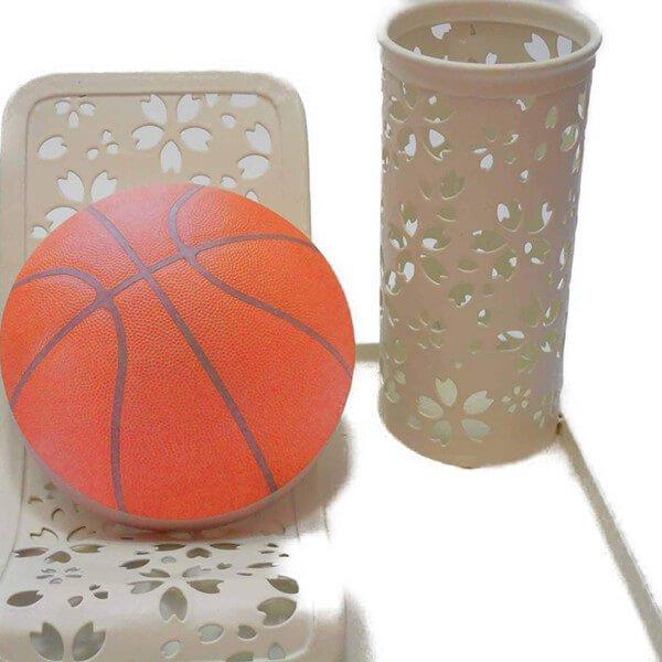 セットがお得!  バスケットボール型のカラー付箋メモ帳 たっぷり約100枚 単価238円〜【画像5】