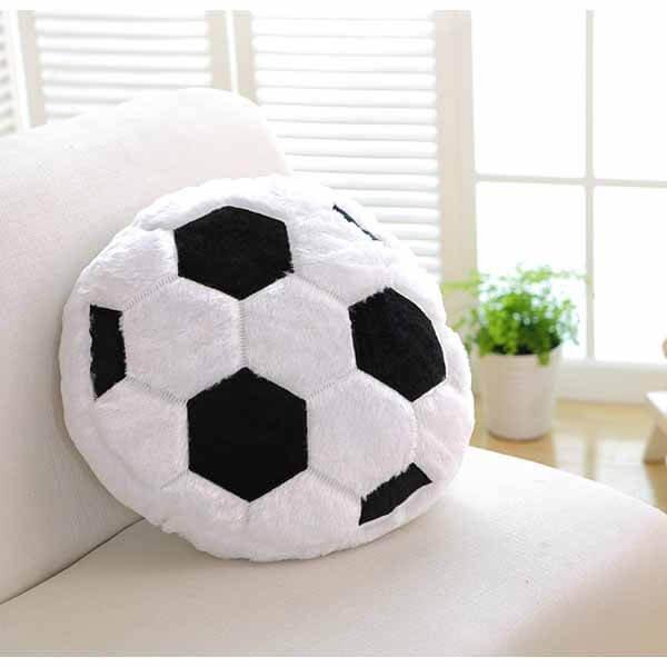 ふわふわクッション 大きいサッカーボール