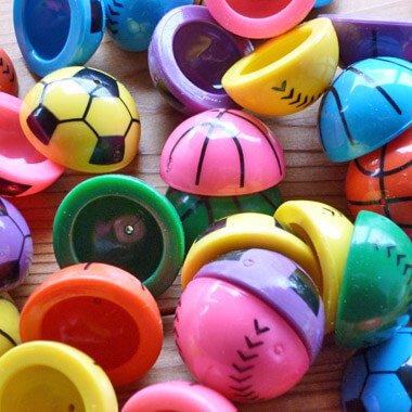 カラフルバスケットボール ホッピングボール(色はランダム)【画像3】