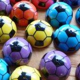 懐かしい ホッピングボール カラフルサッカーボール(ランダム)