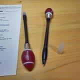 アメフトボール付きのボールペン