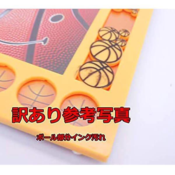 (割引販売)バスケットボールがたくさん 可愛いフォトフレーム【画像8】