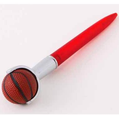 セットがお得 やわらかバスケットボール付き オリジナルボールペン 単価 138円〜【画像3】