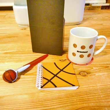 セットがお得 やわらかバスケットボール付き オリジナルボールペン 単価138円〜【画像8】