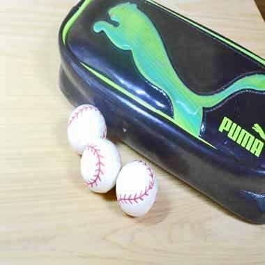 野球ボールのスーパーボール(白)【画像2】