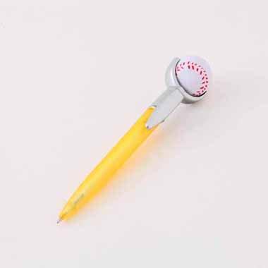 セットがお得 やわらかい野球のボール付き オリジナルボールペン 単価 138円〜【画像2】