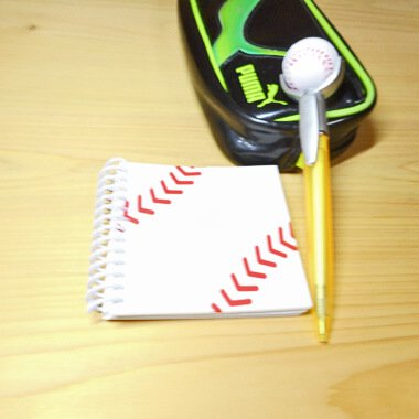 セットがお得 やわらかい野球のボール付き オリジナルボールペン 単価 138円〜【画像6】
