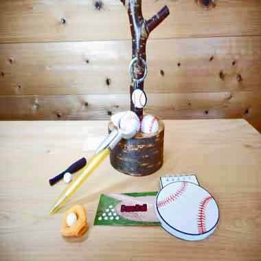 セットがお得 やわらかい野球のボール付き オリジナルボールペン 単価 138円〜【画像8】