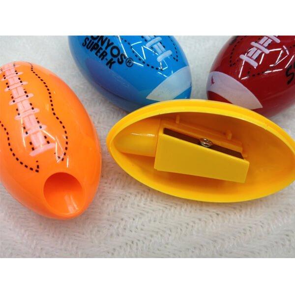 アメフトボール型 可愛いミニ鉛筆削り