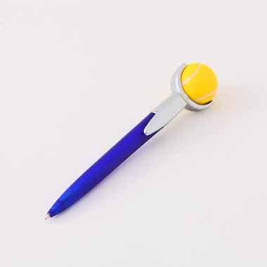 セットがお得 やわらかいテニスボール付き オリジナルボールペン 単価 128円〜【画像2】