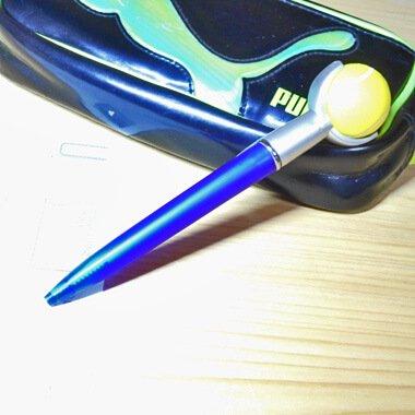セットがお得 やわらかいテニスボール付き オリジナルボールペン 単価 128円〜【画像5】