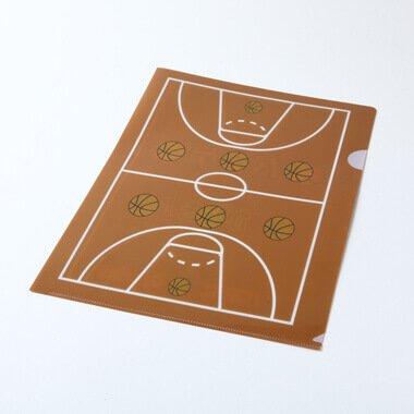 セット購入がお得! バスケットボール オリジナルクリアファイル2 単価 157円〜【画像3】