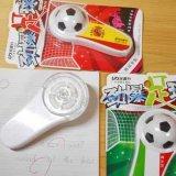 サッカーボールとサッカー強豪国柄 かわいい修正テープ 1個