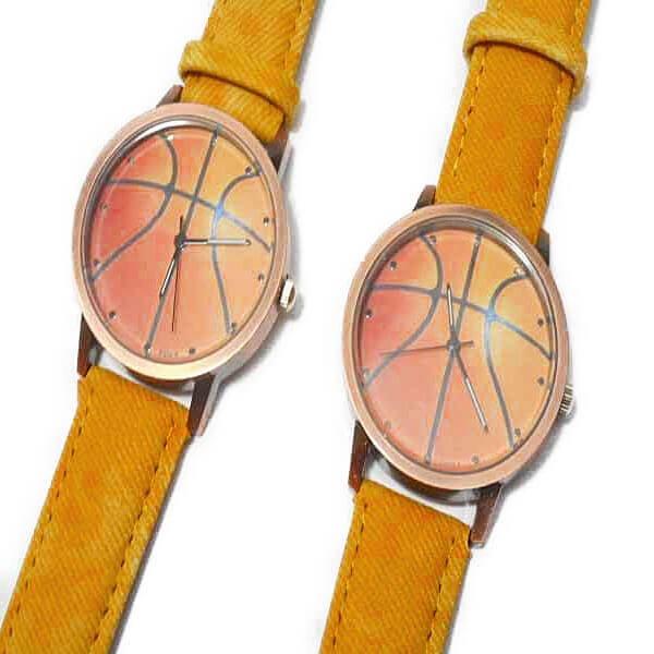 入手困難なバスケットボール腕時計 1本
