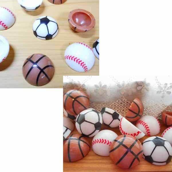 セットがお得! ホッピングボール サッカーボール(白黒)  単価39円〜【画像2】