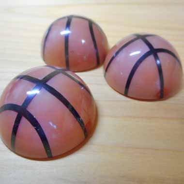 セットがお得! ホッピングボール バスケットボール(茶色) 単価39円〜【画像3】