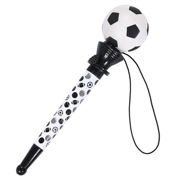 真空サッカーボールペン(ボールを飛ばして遊べるボールペン)【画像3】