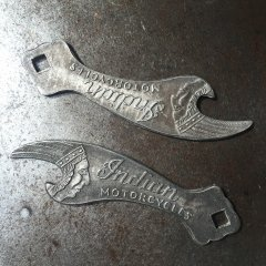 Indian Motorcycles Keychain | キーチェーン 栓抜き Bottle Opener キーホルダー