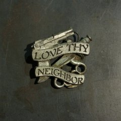 VINTAGE(ヴィンテージ) | LOVE THY NEIGHBOR バックル