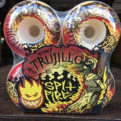 SPIT FIRE(スピットファイヤー)|TRUJILLO WITCH BURN×ANTIHERO 54mm 99DU WHT
