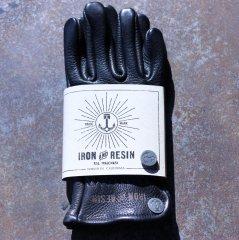 IRON and RESI(アイアンアンドレジン)|ELK Leather Glove 鹿革100%手袋