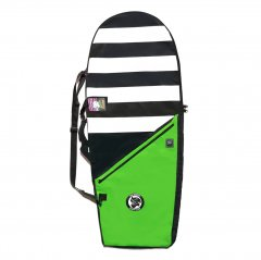 Catch Surf BEATER(キャッチサーフ・ビーター) | ボードケース ソフトサーフボード 5'4 BOARD BAG - BLACK/LIME