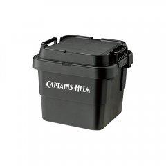 CAPTAINS HELM #CAPTAIN'S TOOL BOX -30L