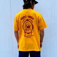 TREASURE ISLE | MOC MOC S/S Tシャツ トレジャーアイル オリジナル