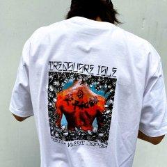 TREASURE ISLE | LOVE PEACE FREEDOM | S/S Tシャツ トレジャーアイル オリジナル