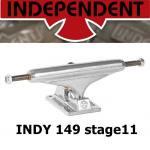 INDEPENDENT Stage11 149  Polished Truck Standard