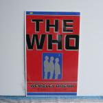 Offset Print ポスター   THE WHO   Gary Grimshaw