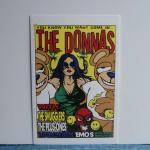 シルクスクリーンポスター | THE DONNAS