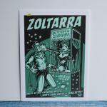 シルクスクリーンポスター | ZOLTARRA | VINCE RAY