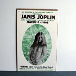 プリントポスター | JANIS JOPLIN