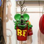 RAT FINK |LIGHTER CAP キーホルダー