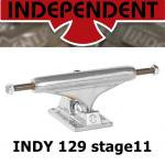 INDEPENDENT Stage11 129  Polished Truck Standard
